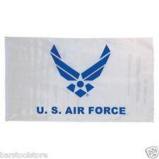 New listing U.S. Air Force Wings 3x5 Grommet Flag 3631