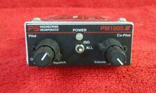 *Used* Ps Engineering Pm1000-Ii Mono Panel Mount Intercom *Warranty*