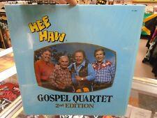 Hee Haw Gospel Quartet [Buck Owens Roy Clark Kenny Price Grandpa Jones] LP EX