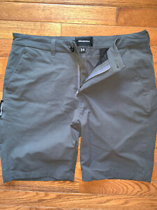 Men's GodandFamous cycling bike shorts Size 34 Mountain Gravel Ornot Swrve