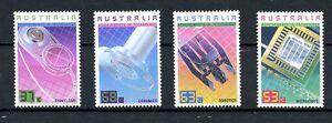 Australia MNH 1987 Achievements in Technology Robotics Microchips G505