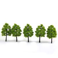 20Pcs 1:150 Model Tree and 20Pcs 1:100 Landscape Railway Layout Scenery Tree