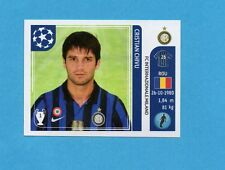 PANINI-CHAMPIONS 2011-2012-Figurina n.77- CHIVU - INTER -NEW BLACK