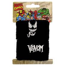 Marvel Comic Venom Black Spiderman Sweat Bands PonyTail Holders Free Shipping