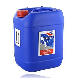 Chlor flüssig BAYROL / Bellaqua - 13 % stabil. Natriumhypochlorit 25 kg KCW-shop