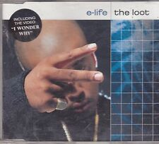E-Life-The Loot cd maxi single