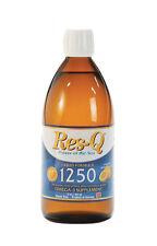Res-Q 1250 Omega-3 Fish Oil Liquid