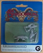 Grenadier Models Shadowrun - 1306 Barghest Wandler (MiB, Sealed)