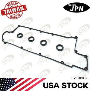 Engine Valve Cover Gasket Set for KIA Spectra 2004-2009 2.0L L4 1975cc DOHC