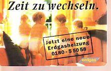 Telefonkarte Deutschland R 04 /1998 gut erhalten + unbeschädigt (intern:2104)