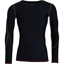 Canterbury Mens Compression Long Sleeve Top Black