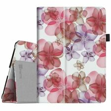 For Apple iPad 5th 9.7 inch 2017 / iPad 2 3 4 Folio Case Stand Cover Wake/Sleep