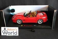 Hot Wheels Elite Ferrari Superamerica 1:18 red (PJBB)
