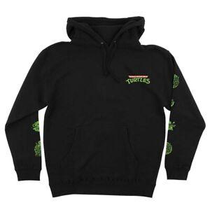 Santa Cruz Skateboards Teenage Mutant Ninja Turtles Mutagen Hooded Sweatshirt