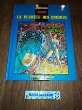 LA PLANETE DES OMBRES J.BRUNIER EDITIONS DOMINIQUE LEROY LIVRE BD VF