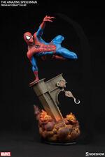 Marvel Sideshow Amazing Spider-Man Premium Format Figure diorama Side Show Comic