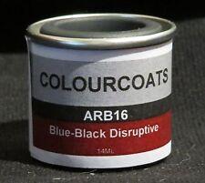 Colourcoats Blue-Black Disruptive (BS987C S.C.C. No14) - (ARB16)