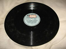 "Johnny Desmond, Coral #60978. The Japanese Sandman / Danger, 78 rpm, 10"", VG+."