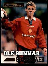 Merlin Premier Gold 1996-1997 - Manchester United Ole Gunnar Solskjaer #88