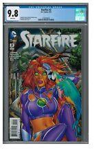 Starfire #2 (2015) Amanda Conner Cover CGC 9.8 EA320