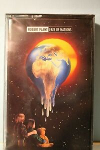 """ROBERT PLANT ~ Fate of Nations ~ Cassette ~ """"NEW"""""""