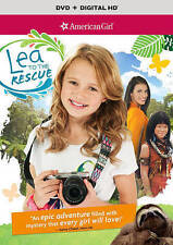 AMERICAN GIRL LEA TO THE RESCUE DVD USED VERY GOOD