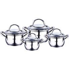 Bergner gourmet - Batería de cocina acero inoxidable