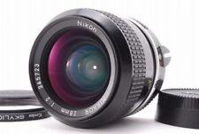 [NEAR MINT] Nikon Nikkor 28mm f/2 Non Ai Manual Focus Lens From Japan #326
