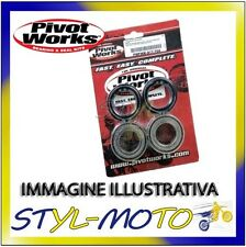 PWFWK-C04-000 PIVOT WORKS KIT CUSCINETTI RUOTA ANTERIORE CAN AM DS 450 2008-2013
