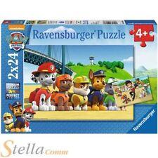 Puzzles et casse-tête bleus Ravensburger