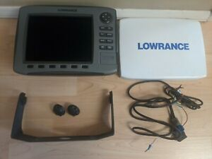 Lowrance Model HDS 8 GEN 1 Insight USA Fishfinder/GPS with Mount & Suncover