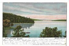 (0731)  P/C 1907 SWEDEN - BORGANAS, VERMLAND (Used within the US)