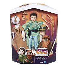 Star Wars Princesa Leia Organa las fuerzas del destino & Wicket el Ewok Figura Set