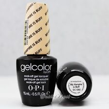 OPI GelColor Euro Central - GC E82 MY VAMPIRE IS BUFF 15mL Gel Creamy Pale Nude
