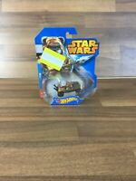 Hot Wheels Star Wars 1:64 Scale Diecast WICKET Character Car NEW