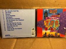 The Z Morning Zoo Tapes Vol 5: Next Generation 1989 CD Album new york radio