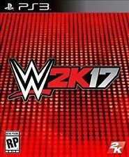 WWE 2K17 (Sony PlayStation 3, PS3) - COMPLETE