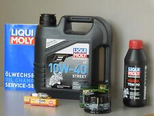 Kit de maintenance BMW HP2 ENDURO MEGAMOTO SPORT HUILE , Filtre à huile bougie