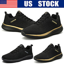 Running Athletic Casual Shoes Men's Outdoor Walking Sports Tennis Sneakers Gym
