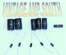 New F&T Electrolytic Capacitor Set for Fender Bandmaster, Concert or Pro Amps