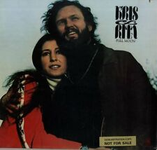 "KRIS KRISTOFFERSON RITA COOLIDGE ""Full Moon"" NEW FACTORY SEALED 1973 LP"