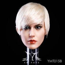 "YMTOYS YMT015 una scala 1//6 TESTA SCOLPIRE Fit Donna di 12/"" Action Figure"