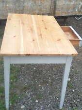 Old  Solid  Wood   kitchen table / desk