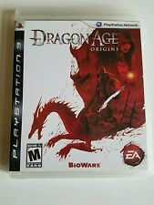 Dragon Age Origins COMPLETE MINT Sony Playstation 3 PS3