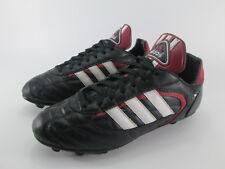 adidas EQT Retro Football Lether Boots SIZE FR 41,5 UK 7,5 JPN 26.0