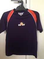 Perth Glory Official Licensed A-League Youth Shirt Size 12 Vintage Old Logo