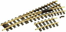 PIKO 35223 ~ New 2020 ~ Right Hand Switch Manual Turnout Track R5 22.5° ~G Scale