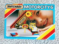 VINTAGE MATCHBOX: CONVEYOR LOADER (MOTORCITY 6, 1986!) BRAND NEW, OLD STOCK!