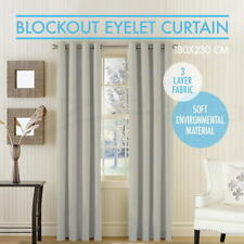 Polyester Modern with Blackout Window Curtains