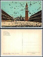 ITALY Postcard - Venice, St. Mark's Square CY